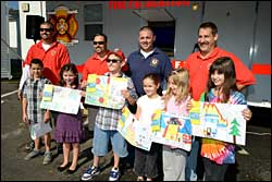 Bellport Fire Dept. Fire Safety Open House