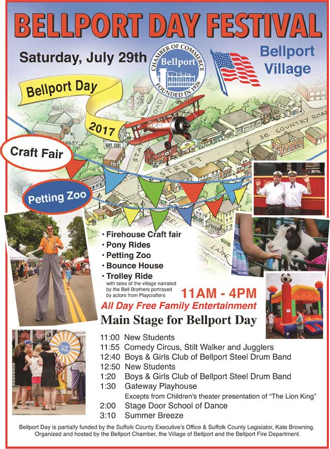 Bellport Day
