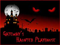 Gateway's Haunted House