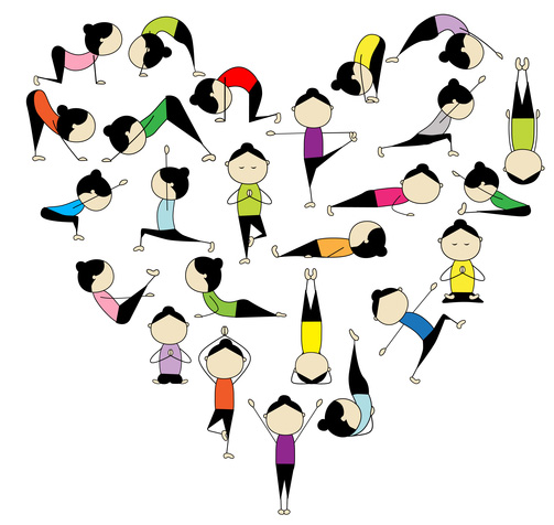 Valentine's Day Gifts from Village Yoga