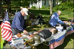 The Dory Tooker Memorial Church Fair and Yard Sale