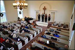 Old South Haven Church Concert