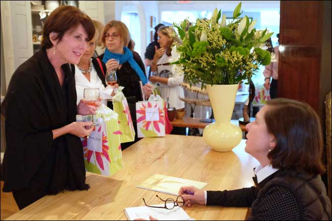 Isabella Rossellini Book Signing