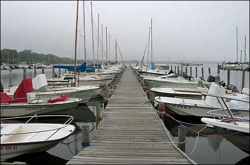 Bellport Dockage and Boat Launching