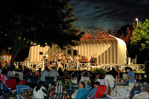 Bellport Bandshell Summer Concerts