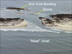 New Inlet on Fire Island