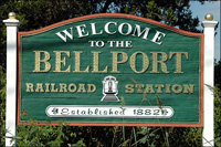 How to get to Bellport