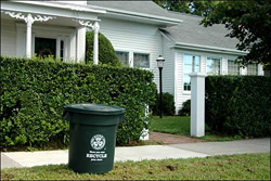 Garbage Pick-Up Schedules