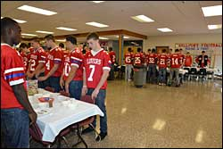 Bellport Football Breakfast