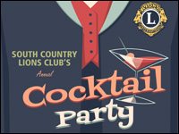 Lions Club Cocktail Party