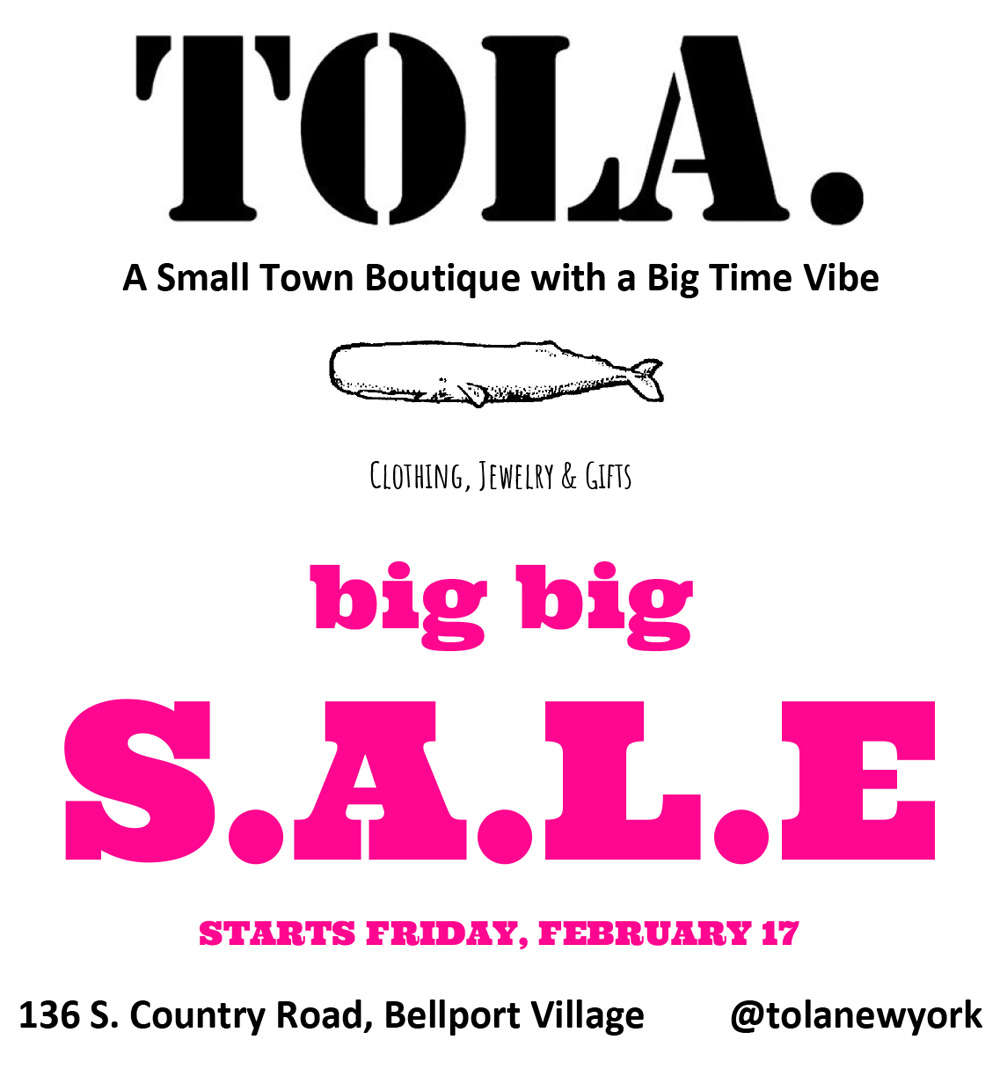 sale at tola